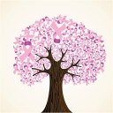 Árvore Outubro Rosa